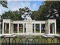 TQ3104 : Brighton War Memorial by Paul Gillett