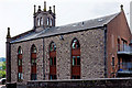 NN8621 : St Ninians Church Apartments by Rob Burke