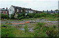 SJ8746 : Derelict land at Shelton, Stoke-on-Trent by Roger  Kidd