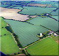 TL5930 : Loves Farm from the air by Thomas Nugent