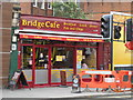 TQ2584 : Bridge Cafe, West End Lane, NW6 by Mike Quinn