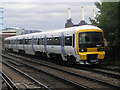 TQ2976 : Southeastern Class 465 Electric Multiple Unit at Wandsworth Road Station by Les Savine