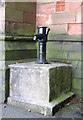 SJ8446 : Old pump by Jonathan Kington
