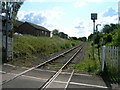 SE6222 : Railway line towards Goole by JThomas