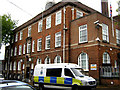 SJ8446 : The Police Station by Jonathan Kington