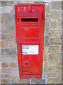 TL2664 : Papworth St.Agnes Village Victorian Postbox by Adrian Cable