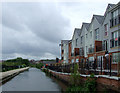 SJ8947 : Caldon Canal east of Hanley, Stoke-on-Trent by Roger  Kidd