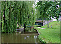 SJ8947 : Caldon Canal at Northwood, Stoke-on-Trent by Roger  Kidd