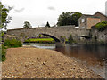NY7708 : Frank's Bridge, River Eden by David Dixon