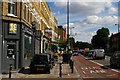 TQ3177 : Brixton Road, looking towards Kennington Common by Christopher Hilton