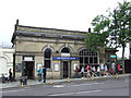 TQ2578 : West Brompton station by Malc McDonald