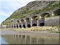 SH6976 : Pen-y-Clip viaducts : Week 27