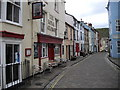 NZ7818 : High St, Staithes by John Lord