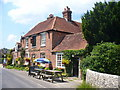 SU7810 : The Barley Mow, Walderton by Colin Smith