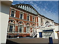 TQ2479 : Exhibition Centre, Olympia, London by Ruth Sharville