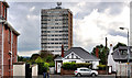 J3069 : Moylena House, Finaghy, Belfast by Albert Bridge