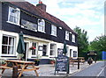 TL8030 : Bird in the Hand, Restaurant and Freehouse, Halstead by nick macneill