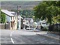 SO2508 : Broad Street, Blaenavon by David Smith