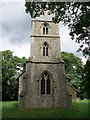TL5728 : St. Mary's, Chickney, Essex by nick macneill