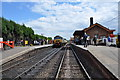 ST1629 : Bishops Lydeard Station by Ashley Dace