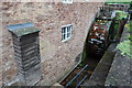 ST1629 : Bishops Lydeard Mill - Wheel by Ashley Dace