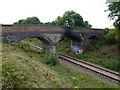TL1497 : Bridge near Lynch Farm, Nene Valley Railway, Peterborough by Richard Humphrey
