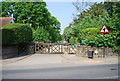 TQ5839 : Entrance to Calverley Park by Nigel Chadwick