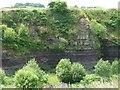 SE0833 : The former Black Dyke Lane Quarry by Christine Johnstone