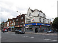 TQ3978 : Trafalgar Road Shops (2) by Stephen Craven