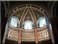 NT2473 : The apse of St. Cuthbert's Kirk by kim traynor