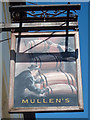 TV6199 : Mullen's sign by Oast House Archive