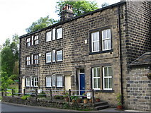 SE0024 : Cragg Vale - Spa Terrace by Dave Bevis