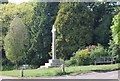 TQ6741 : War Memorial, Brenchley by N Chadwick