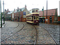 NZ2155 : Sunderland Corporation tram, Beamish Museum by Ian Taylor
