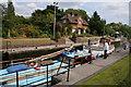 SU7885 : Hambleden Lock by Philip Halling