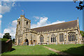 TQ7529 : St Laurence Church, Hawkhurst by Julian P Guffogg