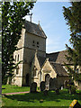ST9383 : The Church of the Holy Rood, Rodbourne by Nick Smith