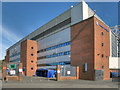 SD6726 : Blackburn End Stand, Ewood Park by David Dixon