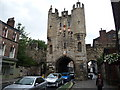 SE5951 : Micklegate Bar, York by Jeremy Bolwell