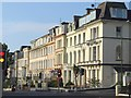SX9064 : Hotels on Belgrave Road, Torquay by Derek Harper
