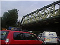TQ1480 : The iron bridge, Uxbridge Road Southall by David Howard