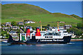 NR7220 : Hebridean Isles in Campbeltown harbour by TheTurfBurner