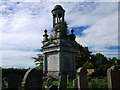 J4173 : The Cleland Mausoleum, Dundonald by Rossographer