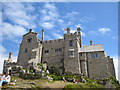 SW5129 : The Castle, St Michael's Mount by Chris Holifield