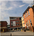 SJ8087 : University Hospital of South Manchester, Wythenshawe by Steven Haslington