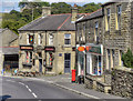 SD9138 : Trawden Arms and Post Office by David Dixon