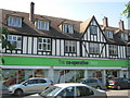 TQ4564 : Co-operative Store, Green Street Green by David Anstiss