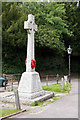 TQ0940 : War Memorial, Ewhurst by John Salmon