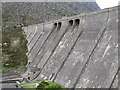 J3125 : The Ben Crom Dam from the stairway by Eric Jones