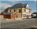 ST3287 : Newport : former Corporation pub converted to flats by John Grayson